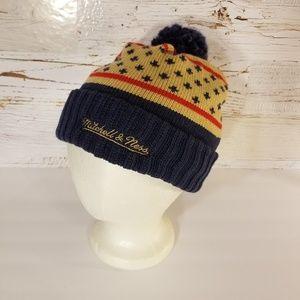 Mitchell & Ness beanie hat